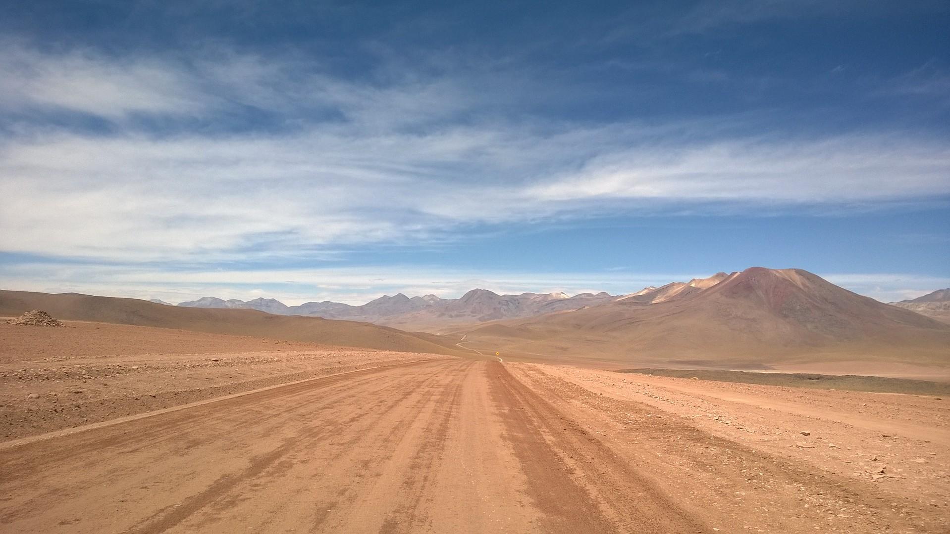 Wege durch die Wüste