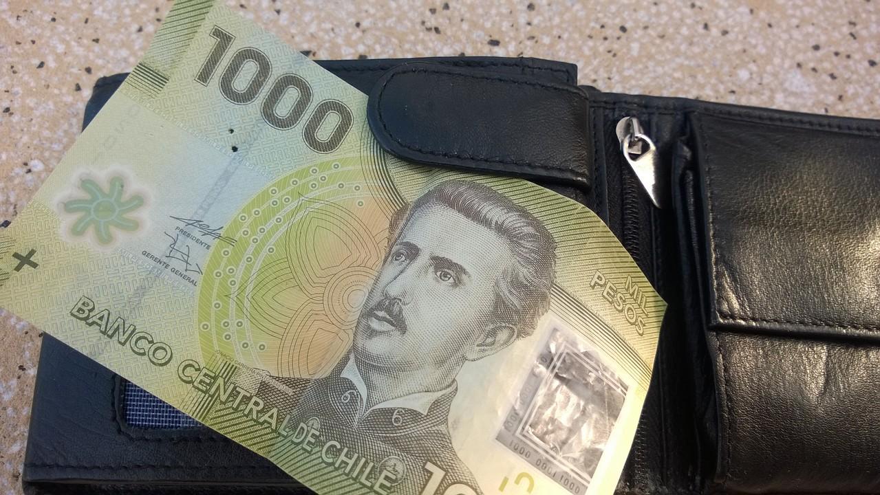 Chilenische Pesos