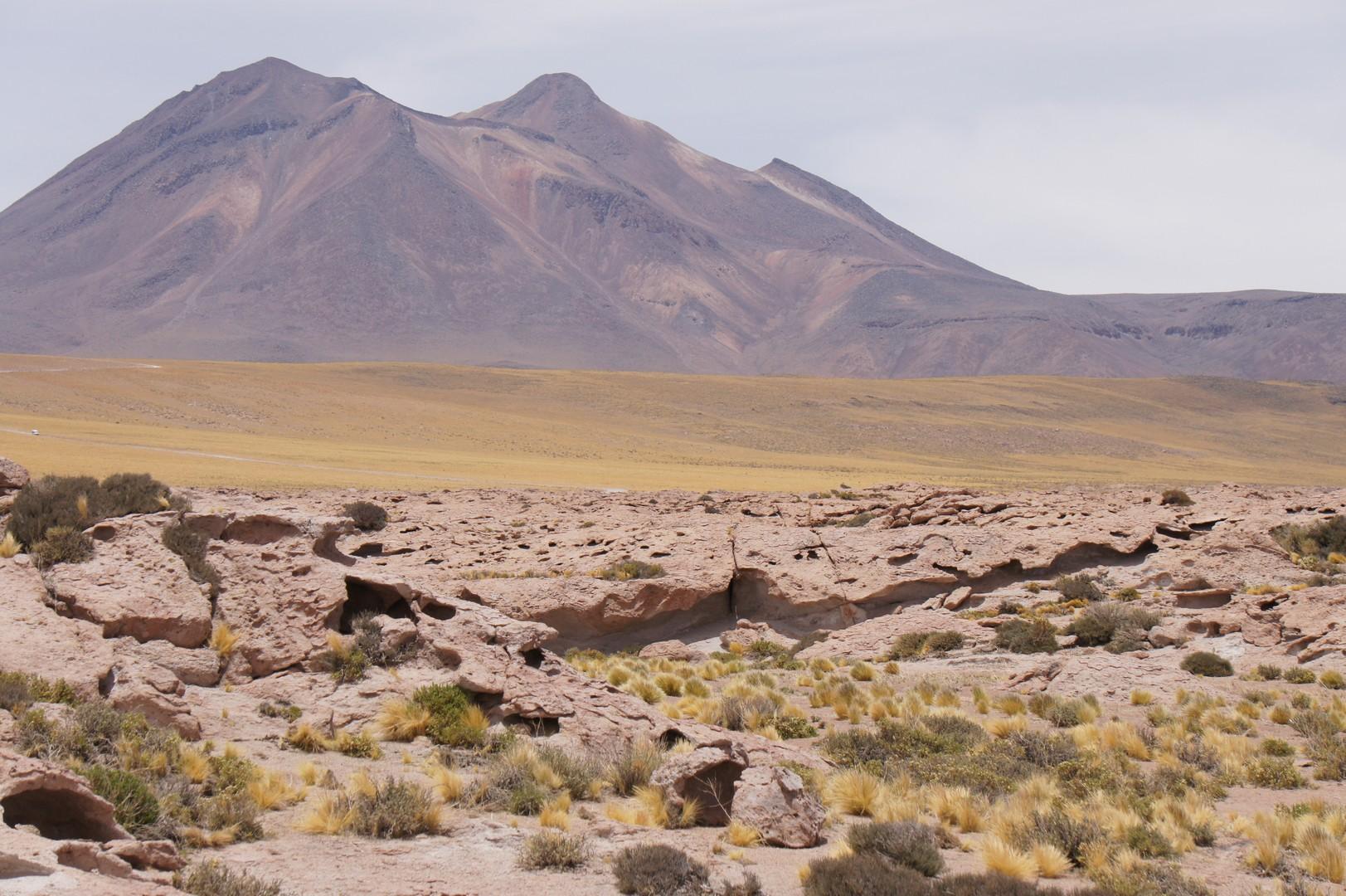 12. Januar - Atacama Wüste: Erkundungstour Süd