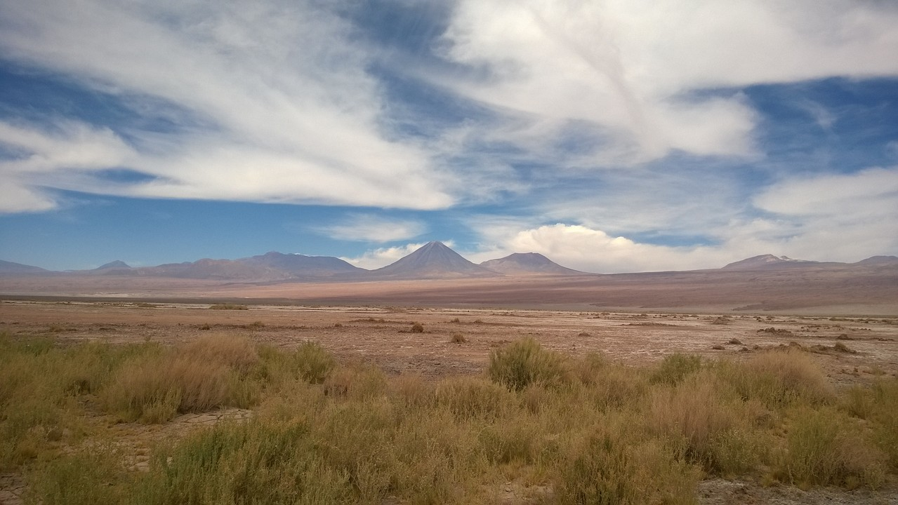 ...Wüste.