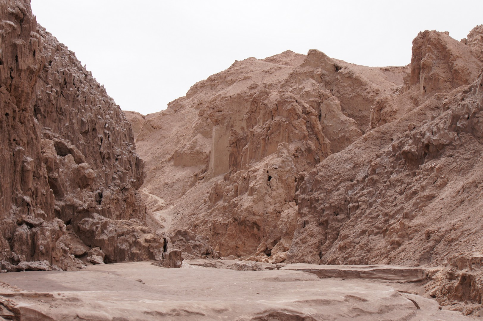 In Valle de la Luna