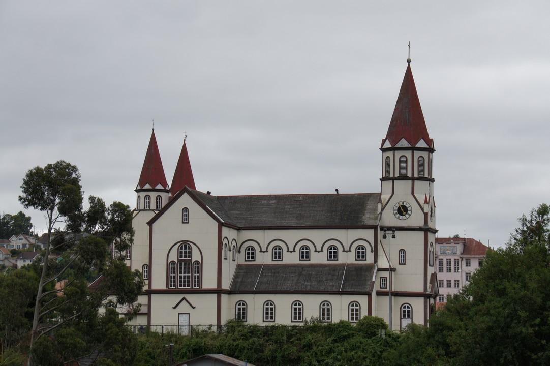 Kirche in Puerto Vares