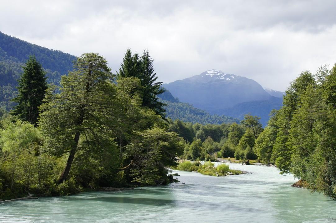 Kleiner Blick auf den Fluss
