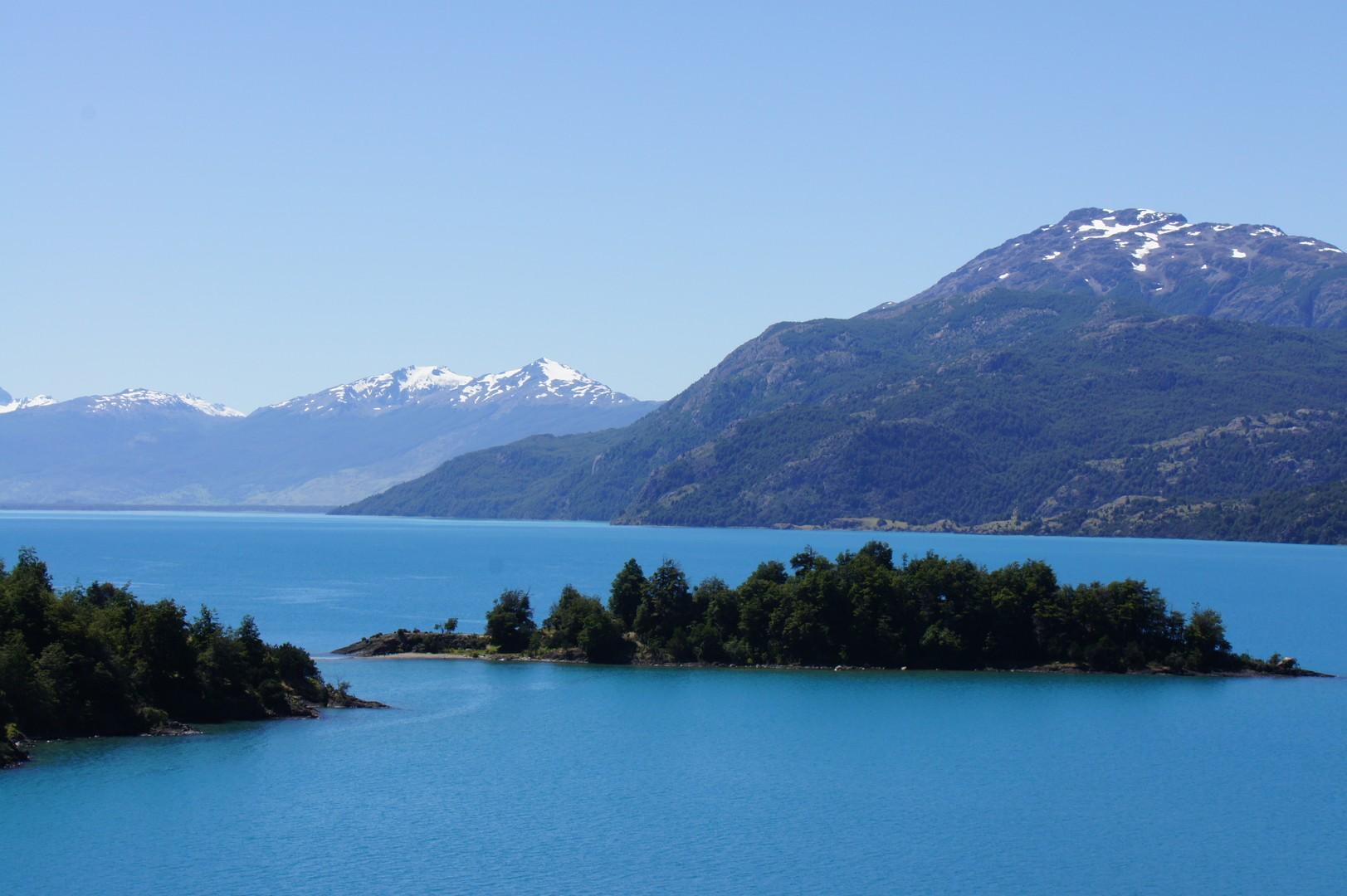 20. Januar - Lago General Carrera