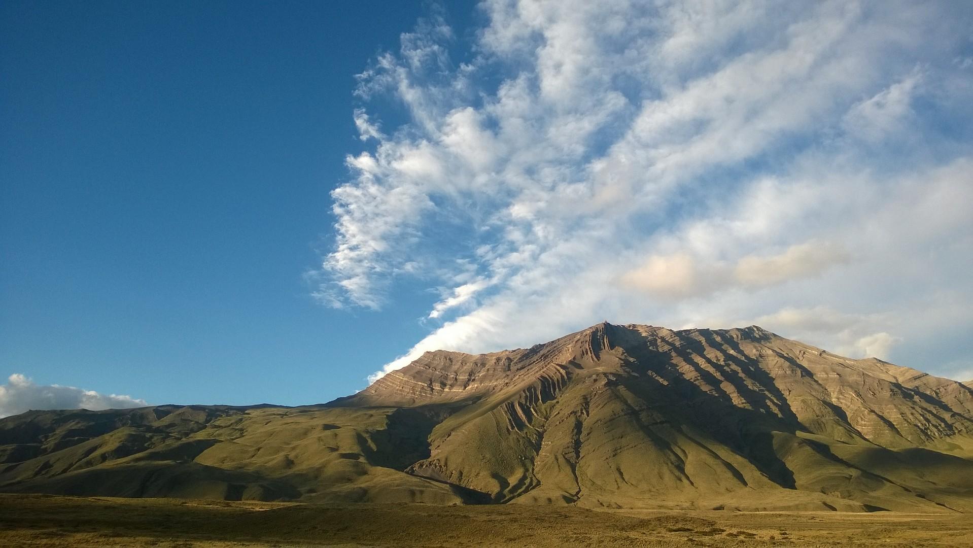 22. Januar - Durch die Pampa nach El Chalten