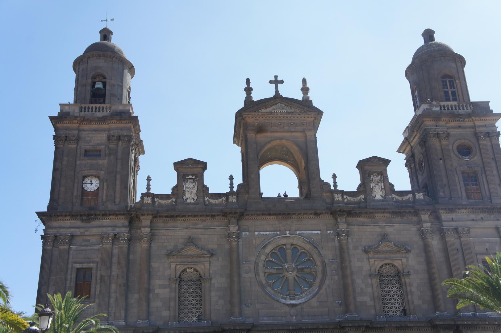 Kirche im Zentrum von Las Palmas