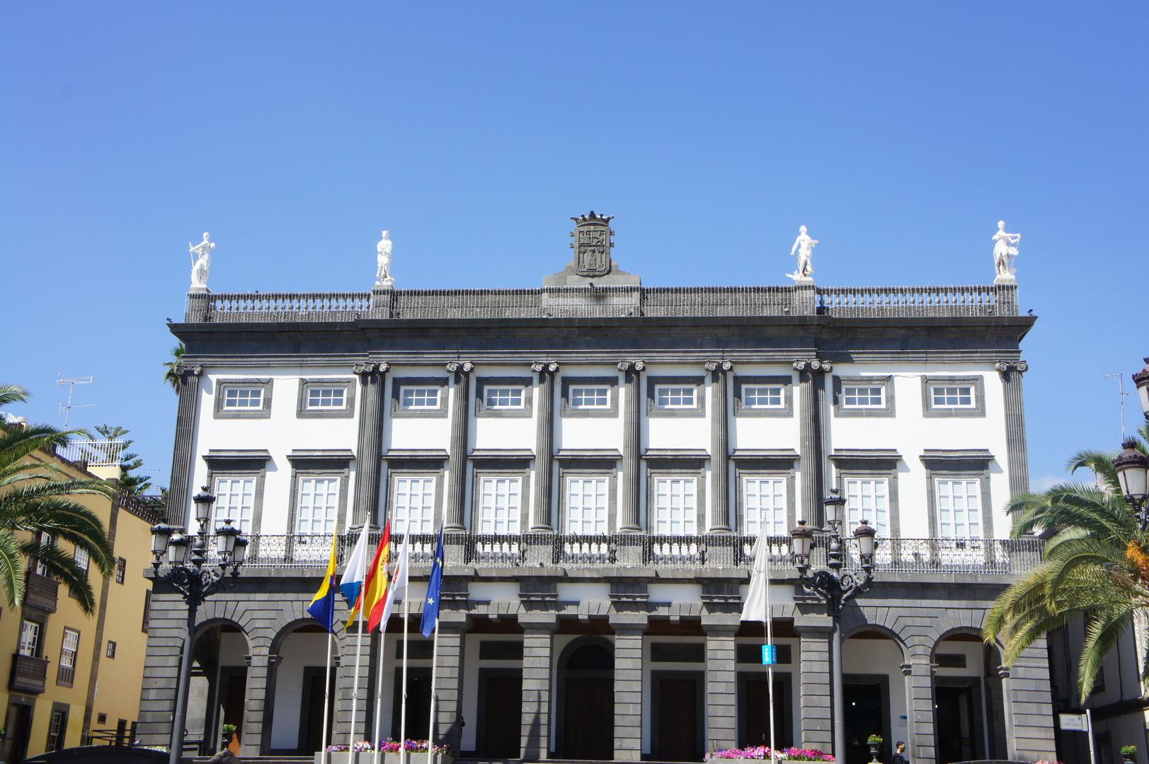 Zentrum von Las Palmas